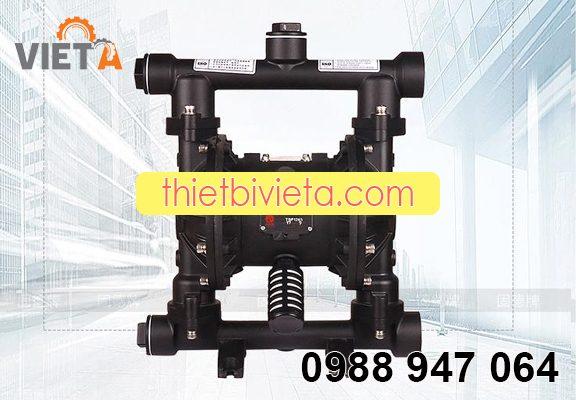 máy bơm màng GODO QBY3-40L thân nhôm, máy bơm màng GODO QBY3-40L,
