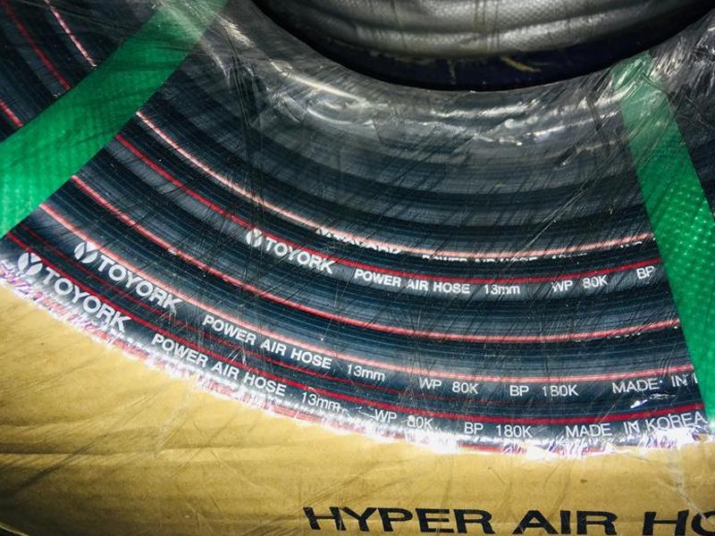 Ống hơi Toyork Hàn Quốc phi 13mm - chính hãng Hàn Quốc