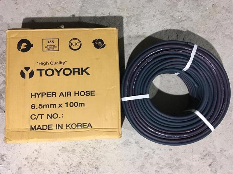Ống hơi Toyork Toyork 6.5mm (100 mét)