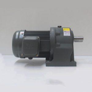 Motor giảm tốc Wanshsin chân đế 1.5kw 1/100