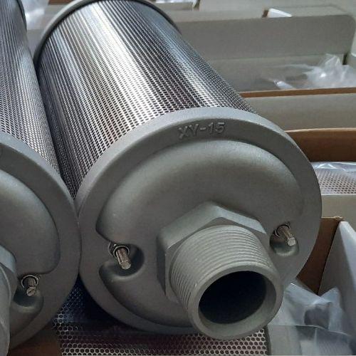 Bộ lọc giảm âm máy sấy khí XY-15