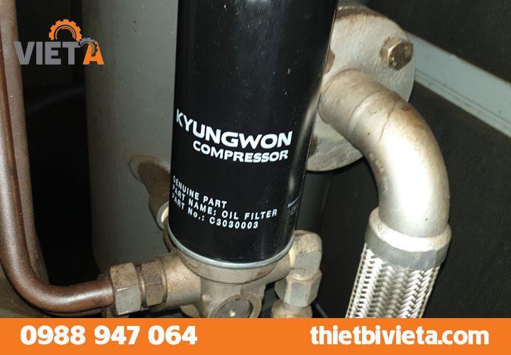 lọc dầu máy nén khí trục vít